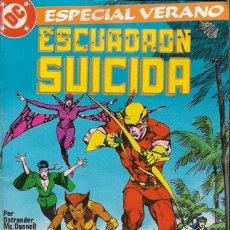 Cómics: ESCUADRÓN SUICIDA - Nº 2. Lote 119546743