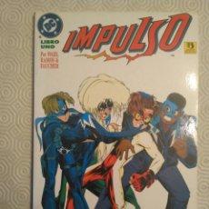 Cómics: IMPULSO - LIBRO UNO (WAID, RAMOS, FAUCHER). Lote 119759472