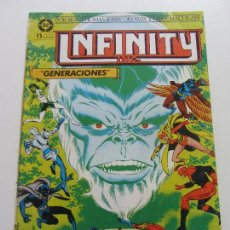 Comics: INFINITY INC. Nº 2 DC - EDICIONES ZINCO CS117. Lote 120093123