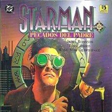 Cómics: STARMAN PECADOS DEL PADRE COMPLETA 2 PRESTIGIOS - ZINCO - MUY BUEN ESTADO - OFI15T. Lote 120261247
