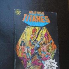 Cómics: NUEVOS TITANES TOMO RETAPADO Nº 36 37 38 39 40, EDITORIAL ZINCO . Lote 120261975