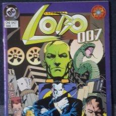 Cómics: LOBO 007 (ZINCO, 1995) - NÚMERO ÚNICO-. Lote 120320919