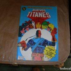 Comics: NUEVOS TITANES Nº 41 AL 44 EDITA ZINCO. Lote 120337075