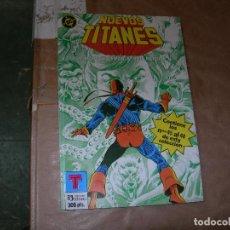 Comics: NUEVOS TITANES Nº 45 AL 48 EDITA ZINCO. Lote 120337963