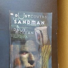 Fumetti: DUSTCOVERS. THE COLLECTED SANDMAN COVERS - DAVE MCKEAN - DC COMICS . Lote 120391035