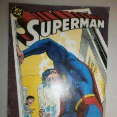 Cómics: SUPERMAN Nº 41 ED ZINCO 1988 . Lote 120431727