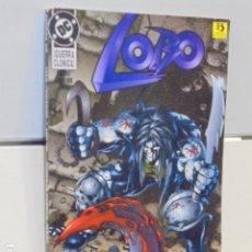Comics - LOBO GUERRA CLONICA ALAN GRANT - ZINCO - OFERTA - 120438439