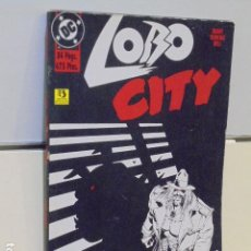 Cómics: LOBO CITY ALAN GRANT - ZINCO - OFERTA. Lote 120439555