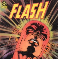Cómics: FLASH NÚMS. 11 AL 14 RETAPADOS. Lote 120591939