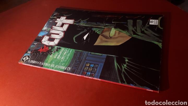 BATMAN THE CULT EXCELENTE ESTADO LIBRO CUATRO DC ZINCO PRESTIGIO (Tebeos y Comics - Zinco - Batman)