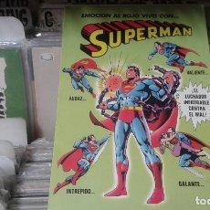Cómics: SUPERMAN - NUMERO 1 - DC COMICS - BRUGUERA - 1979 - . Lote 121221771