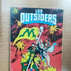 Cómics: OUTSIDERS RETAPADO #6 (NUMEROS 25, 26 Y ESPECIAL VERANO 1988). Lote 121229407