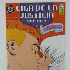 Cómics: LIGA DE LA JUSTICIA AMÉRICA. Nº 39. Lote 121236155