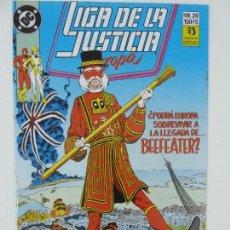 Cómics: LIGA DE LA JUSTICIA EUROPA. Nº 20. Lote 121237791