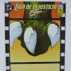Cómics: LIGA DE LA JUSTICIA EUROPA. Nº 14. Lote 121238299