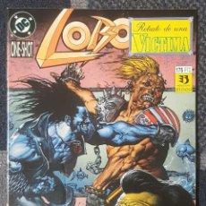 Cómics: LOBO: RETRATO DE UNA VÍCTIMA (1993) -NÚMERO ÚNICO-. Lote 121256535