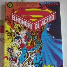 Cómics: ZINCO - SUPERMAN VOL.2 TOMO RETAPADO CON LOS NUM. 1-2-3-4-5 .MUY BUEN ESTADO. BYRNE. Lote 121426623