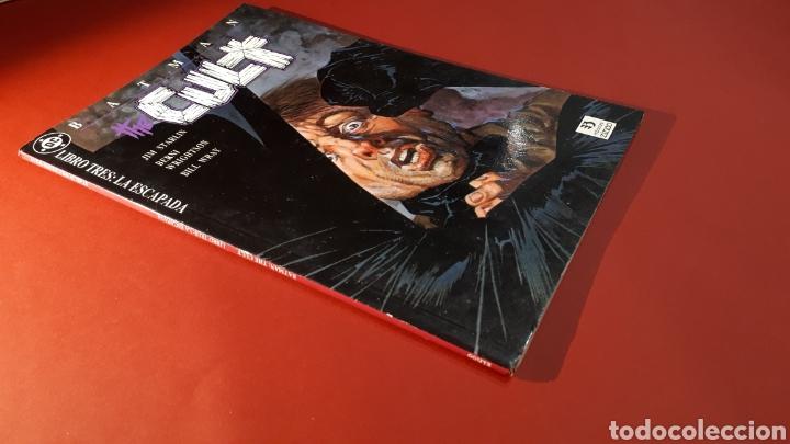 BATMAN THE CULT 3 MUY BUEN ESTADO DC ZINCO PRESTIGIO (Tebeos y Comics - Zinco - Batman)