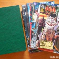 Cómics: LEYENDAS DE BATMAN - COMPLETA - NUMEROS 1 A 44 - LEER DESCRIPCION - ZINCO - DC (BL). Lote 121644587