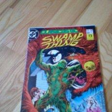 Cómics: COMIC ZINCO CLASICOS DC Nº 27 LA COSA DEL PANTANO SWAMP THING. Lote 121655411