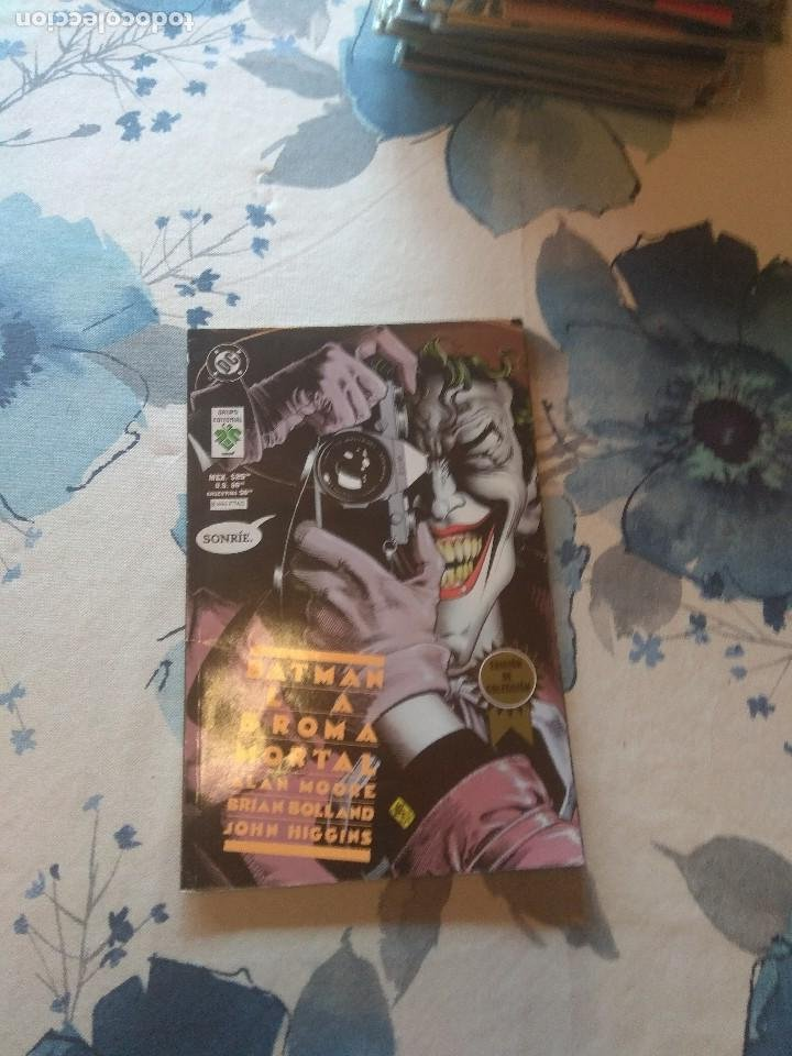 BATMAN LA BROMA ASESINA (Tebeos y Comics - Zinco - Batman)