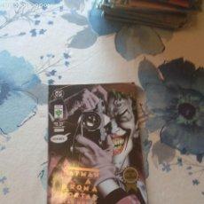 Cómics: BATMAN LA BROMA ASESINA VID. Lote 211262112
