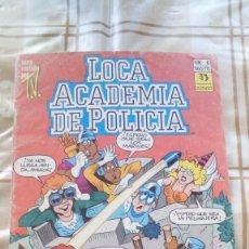 Cómics: TEBEO COMIC LOCA ACADEMIA DE POLICIA EDICIONES ZINCO. Lote 121784011