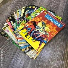 Comics: LOTE INFINITY INC. - ZINCO - 1986 (16 COMICS). Lote 121804579