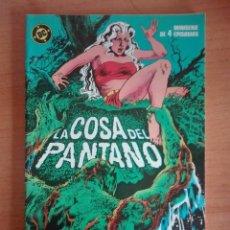 Cómics: LA COSA DEL PANTANO 3 (1984). Lote 121854867
