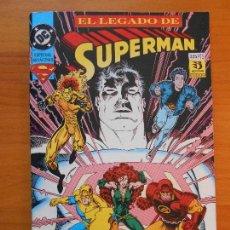 Cómics: EL LEGADO DE SUPERMAN - ESPECIAL 68 PAGINAS - DC - ZINCO (BG). Lote 122005443