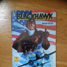 Cómics: BLACKHAWK LIBRO 1 SANGRE Y HIERRO. HOWARD CHAYKIN, 1987 ZINCO. Lote 122534759