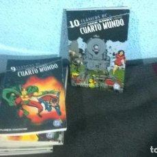 Cómics: COLECCION CLASICOS DC EL CUARTO MUNDO COMPLETA EN 10 TOMOS. Lote 122776539