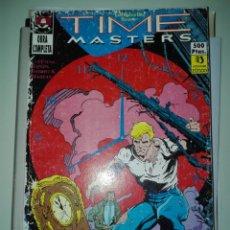 Cómics: TIME MASTERS. OBRA COMPLETA. ED. ZINCO. Lote 122897790
