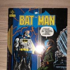 Cómics: BATMAN N°10. DC/ZINCO. Lote 123011955