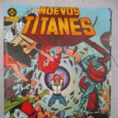 Cómics: TOMO NUEVOS TITANES CINCO EJEMPLARES DEL 16 AL 20 EDICIONES ZINCO. Lote 123361339