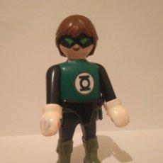 Cómics: PLAYMOBIL GREEN LANTERN DC COMICS. Lote 217000927