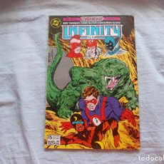 Comics: CLASICOS ZINCO. INFINITY INC. Nº 19. CRISIS ESPECIAL. Lote 123520923