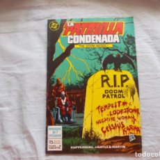 Cómics: CLASICOS ZINCO. LA PATRULLA CONDENADA. (THE DOOM PATROL) Nº 5. Lote 123521943