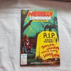 Cómics: CLASICOS ZINCO. LA PATRULLA CONDENADA. (THE DOOM PATROL) Nº 5. Lote 123522003