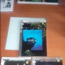 Cómics: SANDMAN EL FIN DE LOS MUNDOS SAGA COMPLETA EDICIONES ZINCO. Lote 123546407