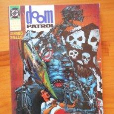Cómics: DOOM PATROL - LOS HOMBRES DE N.A.D.I.E. LIBRO UNO - DC - ZINCO (7M). Lote 123783343