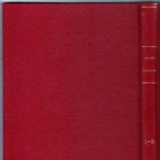 Cómics: MISTER MIRACLE COLECCIÓN COMPLETA 8 Nº'S, ENCUADERNADOS. ZINCO, 1990. Lote 123843855