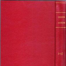 Cómics: GREEN ARROW COLECCIÓN COMPLETA 12 Nº'S, ENCUADERNADOS. ZINCO, 1989-90. Lote 123844755
