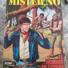 Cómics: MISTER NO N.º 6 EL HOMBRE DE GUYANA ED. ZINCO 1982. Lote 123873723