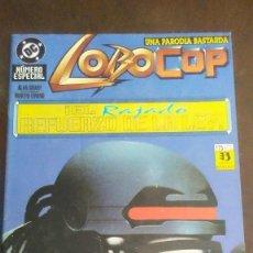 Cómics: LOBOCOP - NºESPECIAL. Lote 124007383