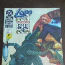Cómics: LOBO - CONTRATO SOBRE GAWD Nº4. Lote 124007631