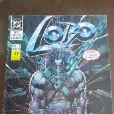 Cómics: LOBO Nº3. Lote 124008031