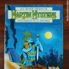 Cómics: LOS GRANDES ENIGMAS DE MARTIN MYSTERE - NUMERO 12 - INVESTIGADOR DE LO IMPOSIBLE - ZINCO. Lote 47203547