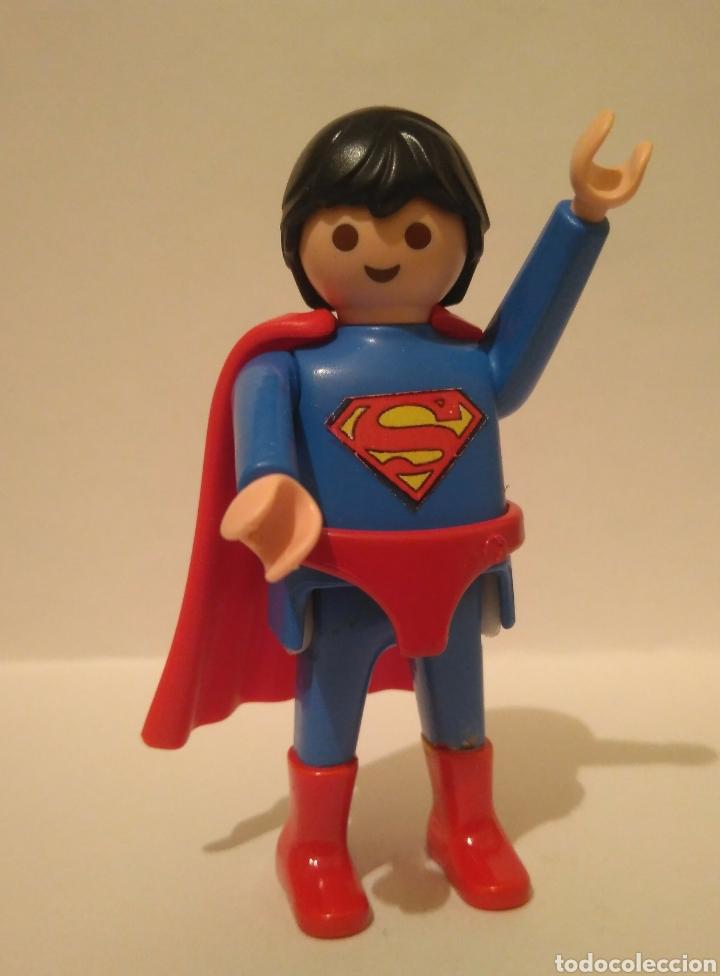 PLAYMOBIL SUPERMAN DC COMICS (Tebeos y Comics - Zinco - Superman)