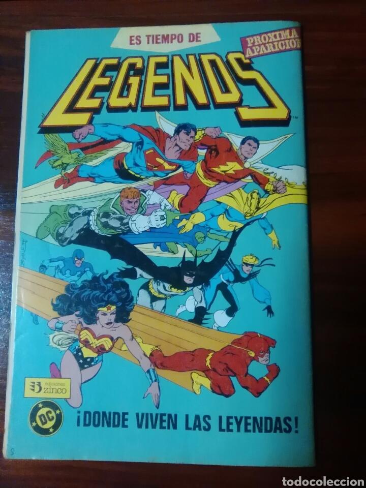 Cómics: NUEVOS TITANES - 40 - VOLUMEN 1 - VOL 1 - DC COMICS - EDICIONES ZINCO - WOLFMAN - Foto 3 - 57830344